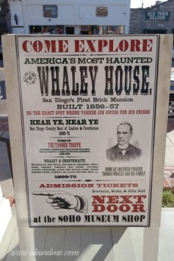 Whaley House Ad