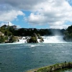 AB&Me Travels: Picnic day at Rheinfall, Schaffhausen