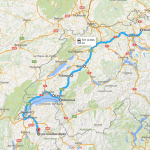AB&Me Travels : Roadtrip from Switzerland to La Clusaz, France