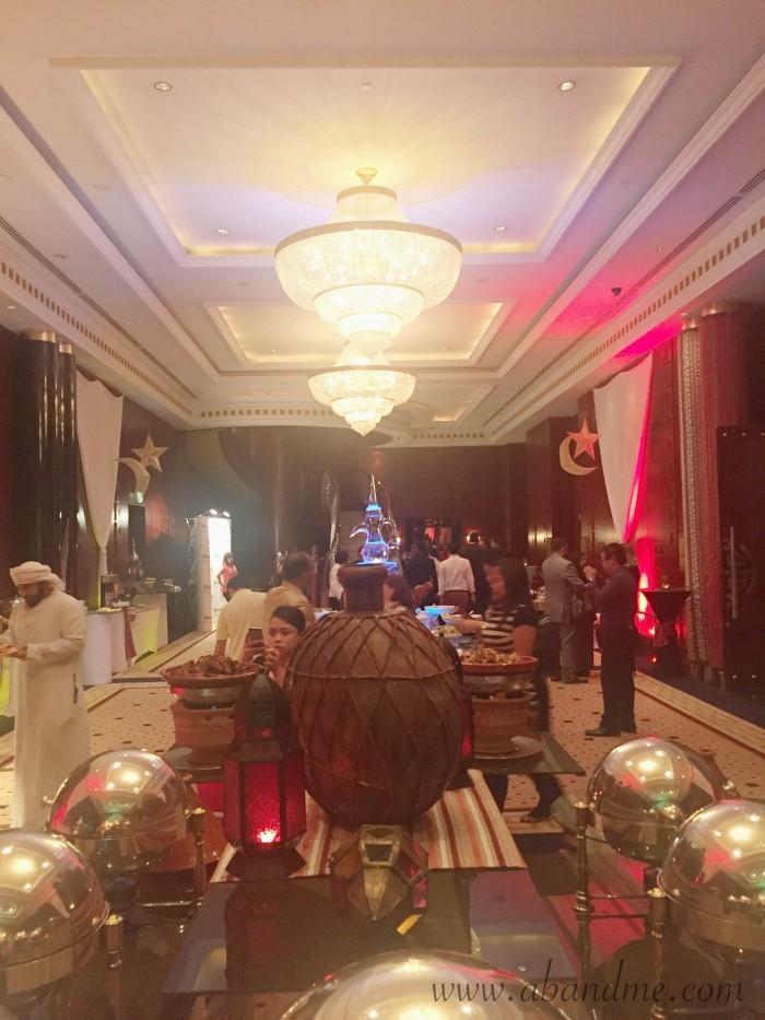 Dusit Thani Dubai_Iftar