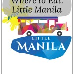 Where to Eat: Little Manila