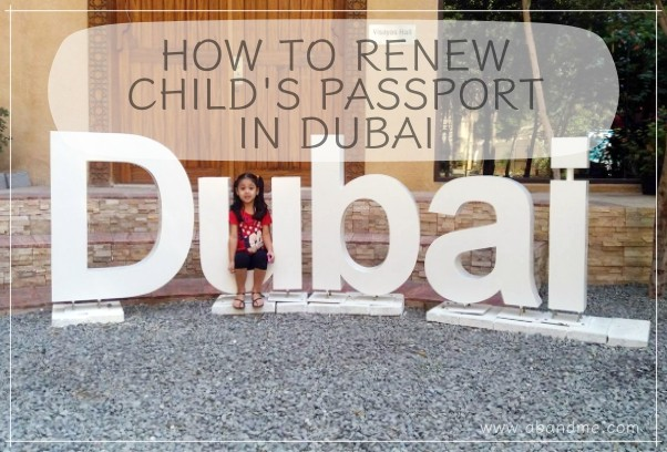 how to renew phil passport in dubai for child