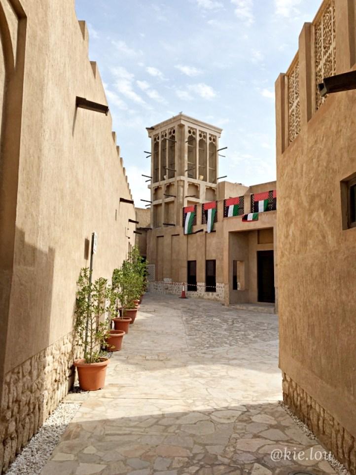 Bastakiya Corridor