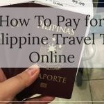 How to Pay for Philippine Travel Tax Online