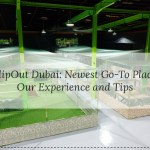 FlipOut Dubai: The Latest Go-To Place in Dubai