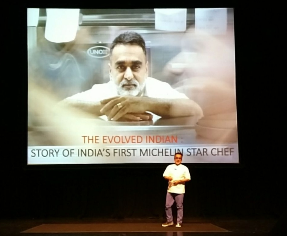 Indias First Michelin Star Chef - A B & Me www.abandme.com