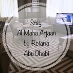 Stay: Al Maha Arjaan Hotel Apartments, Abu Dhabi – v2