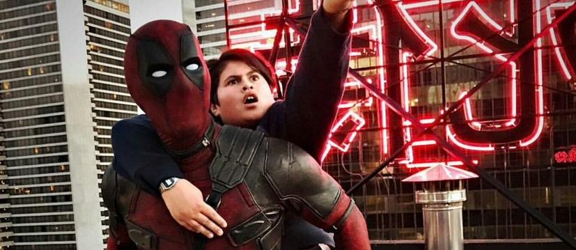 Julian Dennison se une a la secuela de 'Deadpool'