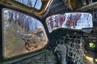 Grumman S-2 Tracker Boneyard | Photo © 2009 Walter Arnold