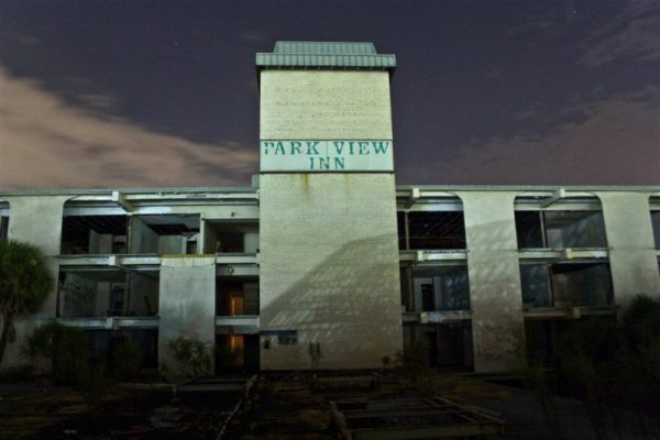 Park View Inn Abandoned Florida