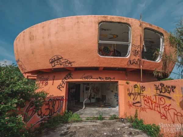 Homestead UFO House