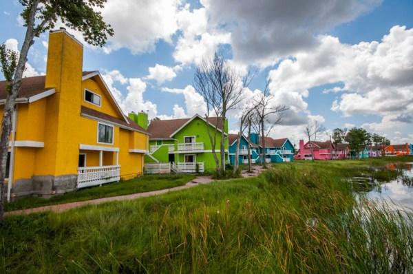 South Beach Orlando Luxury Suites Abandoned Florida