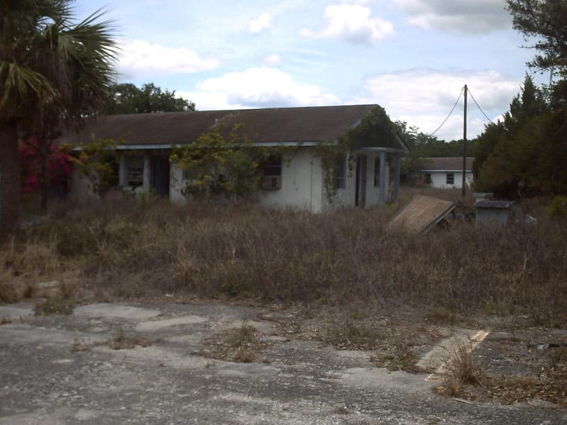 Deep Lake Prison | Abandoned Florida
