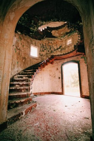 Castle Hill Mansion | Photo by sfldp, 2012