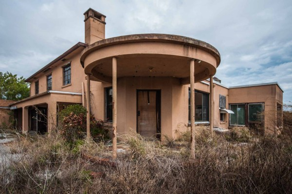 Clemenzi Homestead Abandoned Florida