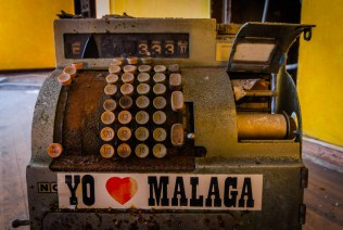 Malaga Restaurant | Photo © 2014 Bullet, www.abandonedfl.com