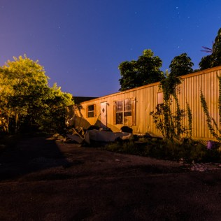 Okomo Mobile Home Park | Photo © 2015 Bullet, www.abandonedfl.com