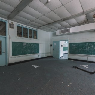 Public School No. 8 | Photo © 2016 Bullet, www.abandonedfl.com
