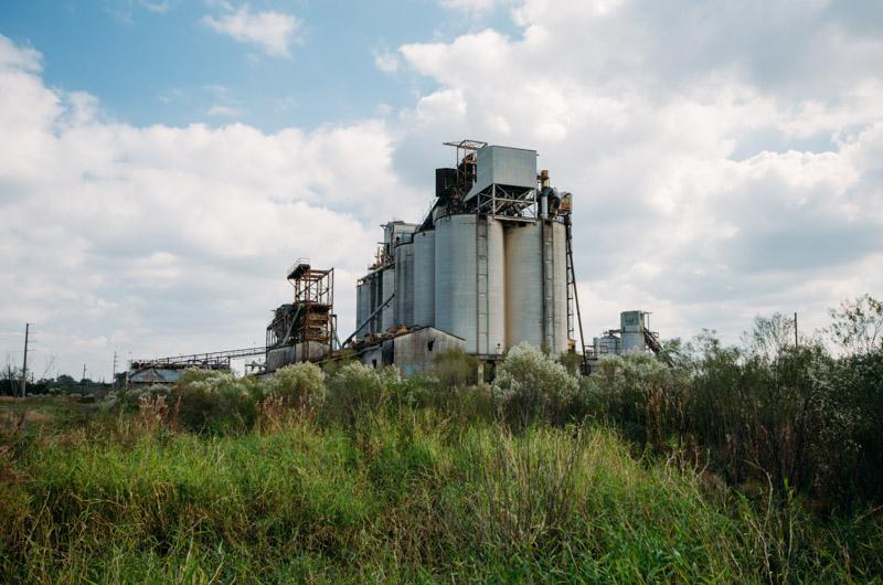 Noralyn Phosphate Mine | Photo © 2012 Bullet, www.abandonedfl.com