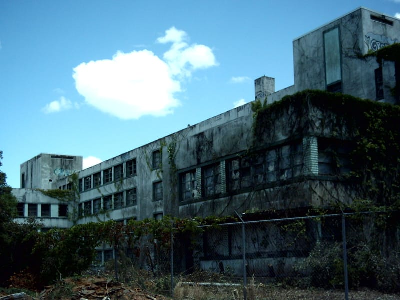 Sunland Center Tallahassee | CaptainK, 2006