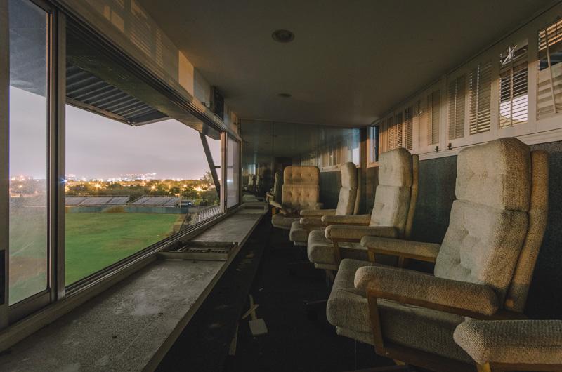 Fort Lauderdale Stadium | Photo © 2016 Bullet, www.abandonedfl.com