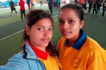 Kalpana y Anita