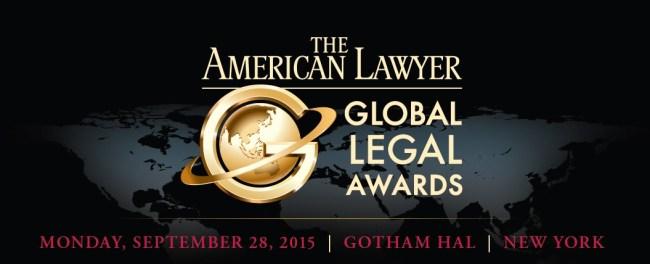 global legal awards