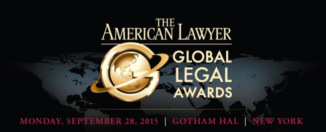 global legal awards
