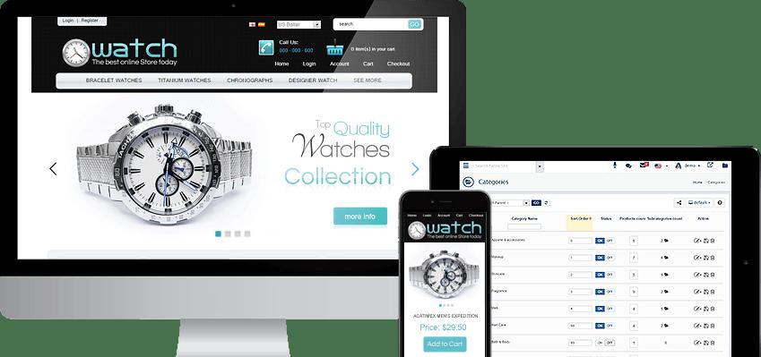 AbanteCart, a shopping cart software solution