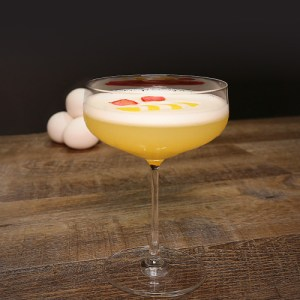 Egg Whites in Cocktails