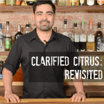 How to clarify citrus