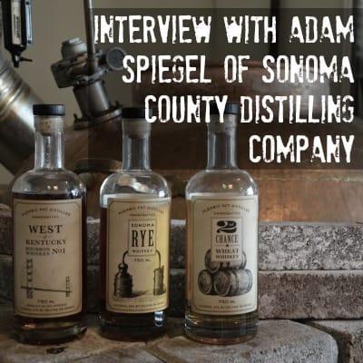 Interview with Craft Whiskey Distiller – Adam Spiegel