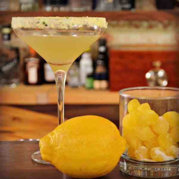 New and Improved Lemon Drop