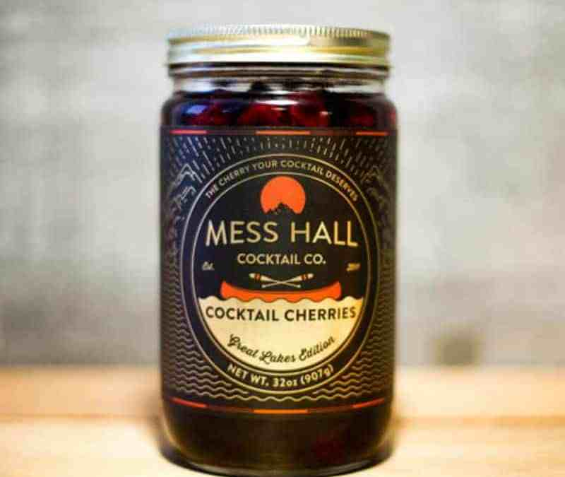 How to Make Cocktail Cherries with Mess Hall Cocktail Company