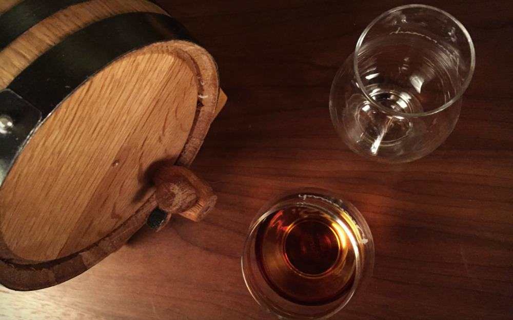 P1 - Rum Essence