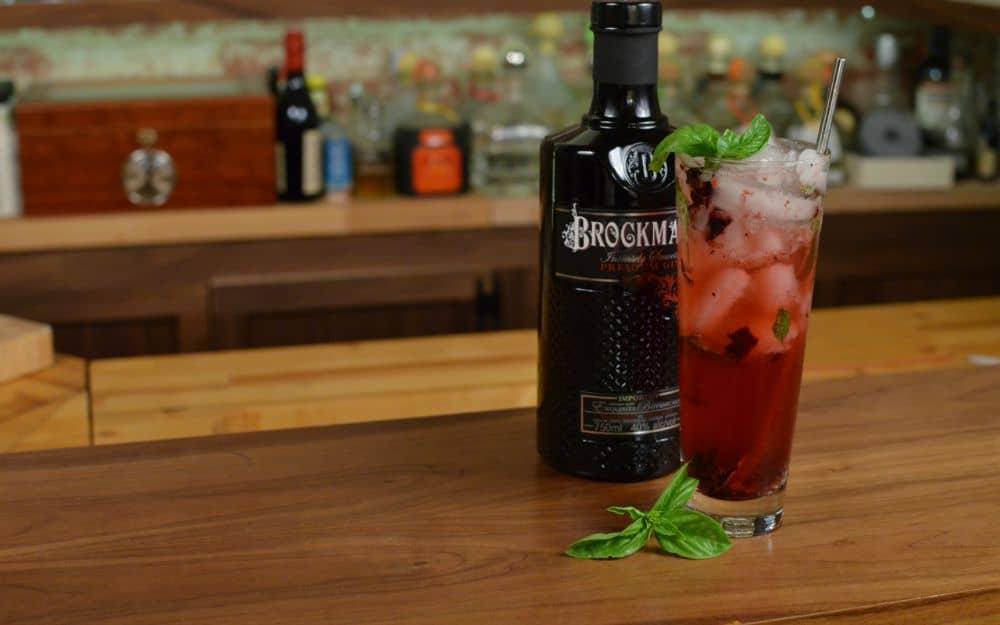 P1 - Brockmans Berry Mojito