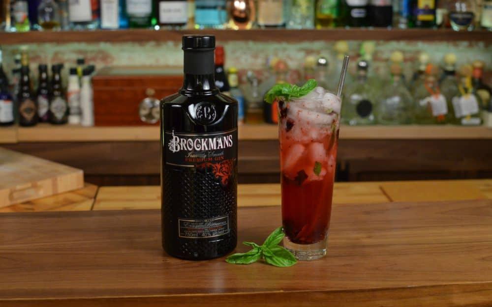P2 - Brockmans Berry Mojito