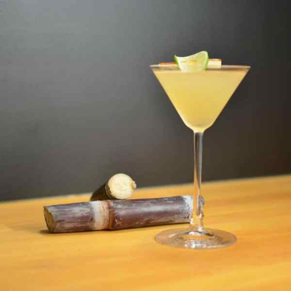 Roasted Sugarcane Daiquiri