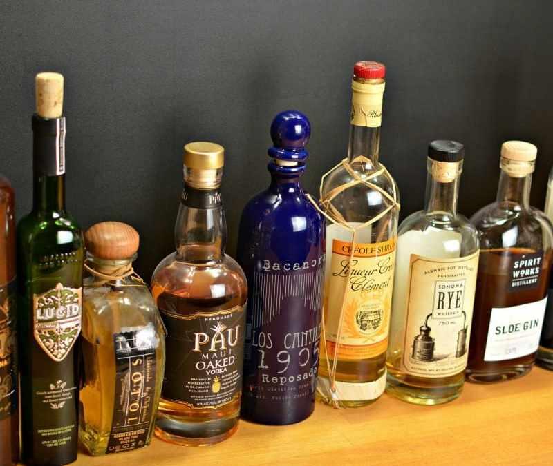 Ten Great Unusual Bottles from my Backbar
