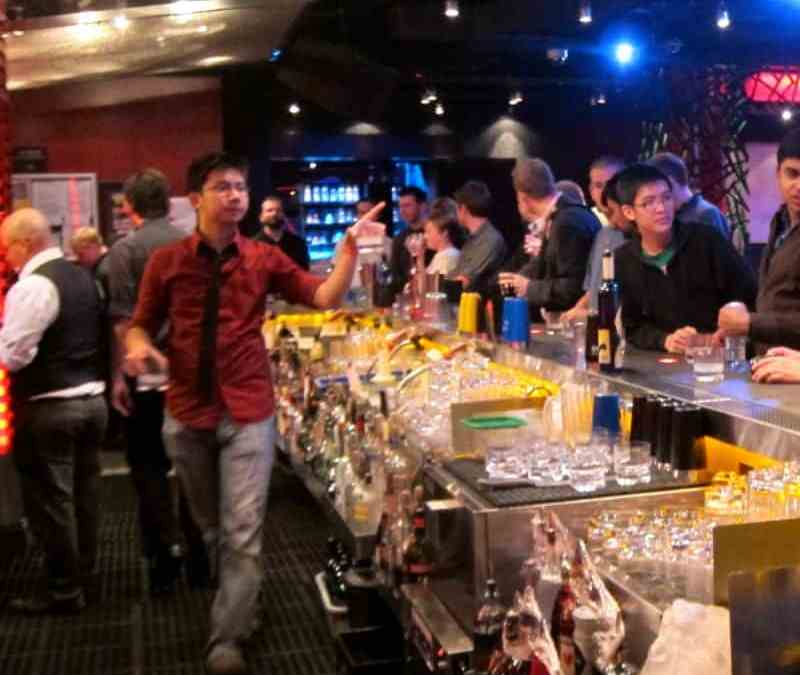 A Shift in the Life of a Bartender (Daytime Shift)
