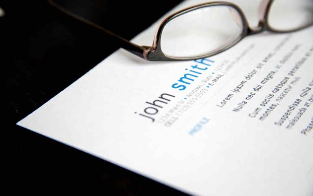 How to Write a Great Bartender Resume
