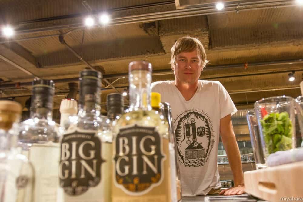 Big Gin Ben Capdevielle