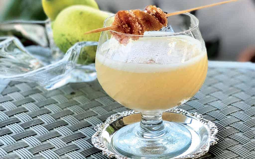 Gin·ger Cocktail by Indian entrepreneur & consultant Gitanjali Budhrani