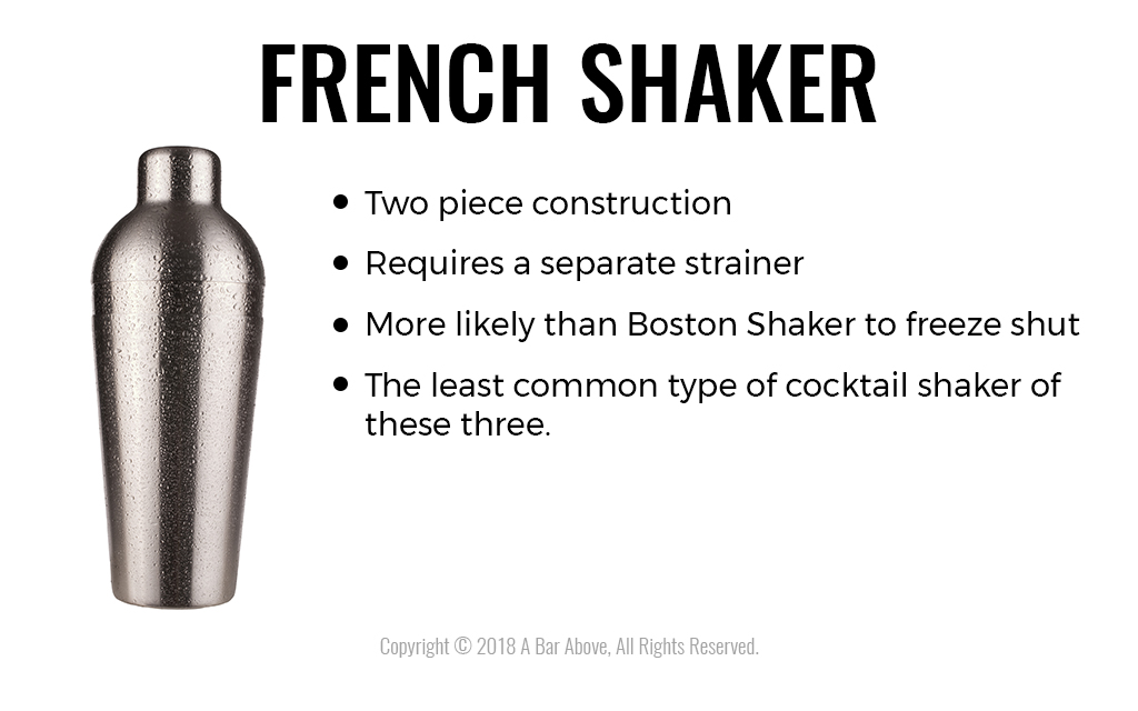 French Shaker Pros and Cons