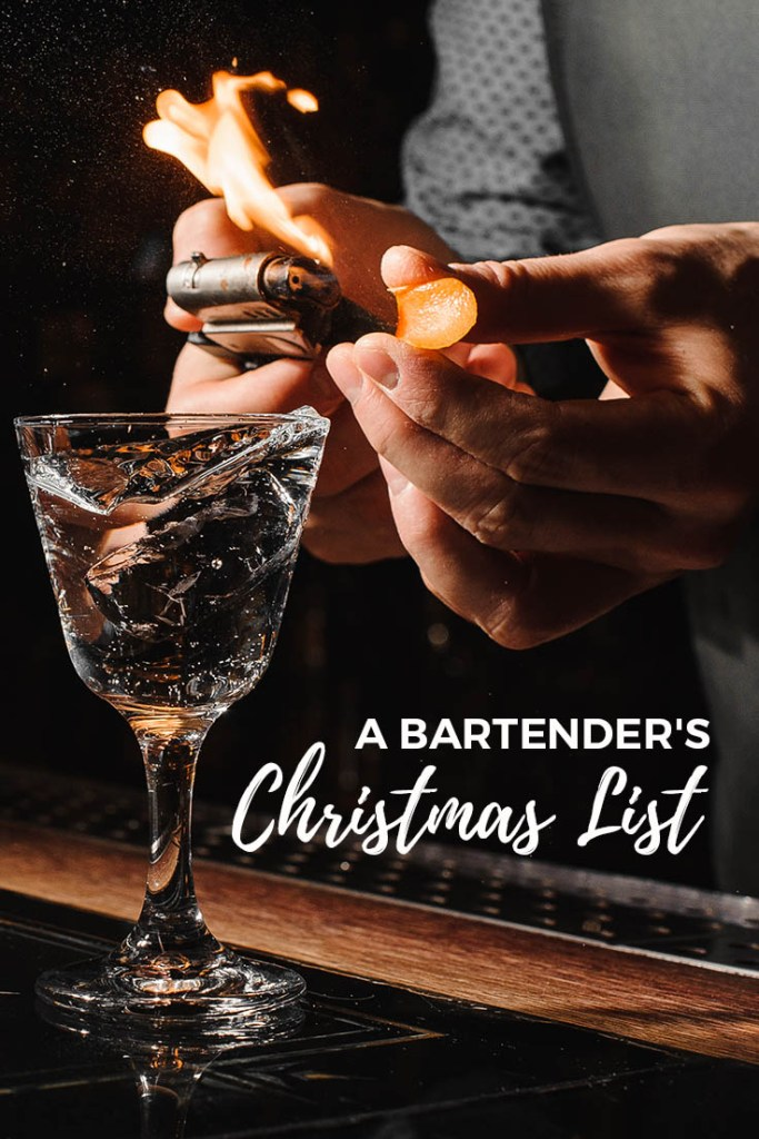 Great Gifts for Bartenders: 2018 Edition