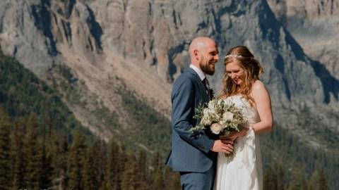 Kirsty & Jamie @ Emerald Lake Lodge