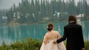 Shannon & Dylan @ Emerald Lake Lodge