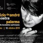 """""""Fabrizio De André. La mostra"""": suggestioni, emozioni, racconti visivo-testual-musicali di un'Anima Salva"""