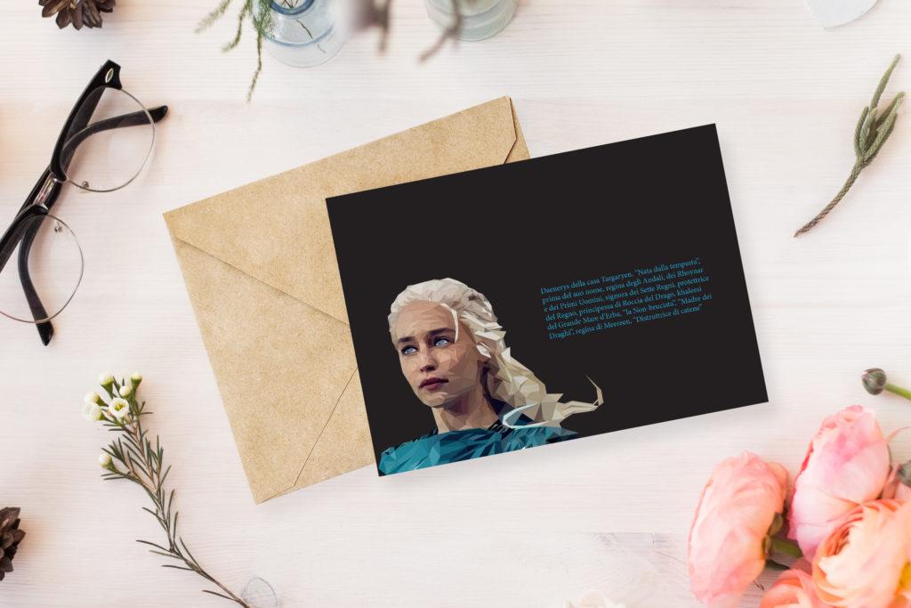 Daenerys Low Poly