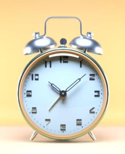 render-clock-3dsmax